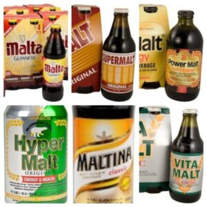 Vitalis / Malt Drinks