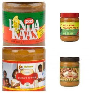 Erdnüsse Produkte / Peanut creme