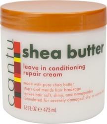 Cantu Shea Butter Leave In Conditioner Repair Cream 16 oz.