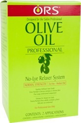 ORS Olive Oil Professional Relaxer System Normal 2 App.