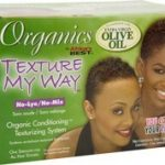 Africa's Best Organics Texture My Way Relaxer Kit.