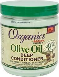 Africa's Best Organics Olive Deep Conditioner 15 oz.
