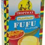 Fufu Plantain Tropiway 680g