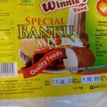 Banku Mix Winnie's  1 kg.