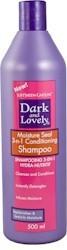 D/L 3-N-1 Shampoo 500 ml.