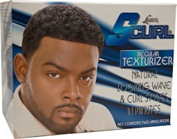 S-Curl Kit Regular Texturizer – Blue Regular.