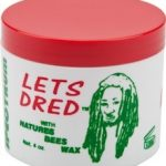 Lets Dred Bees Wax 4 oz.