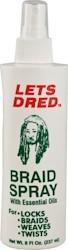 Lets Dred Braid Spray 8 oz.