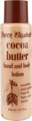 Queen Elisabeth Cocoa Butter Lotion 400 ml.