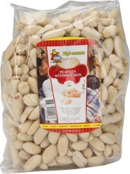 Peanuts White Arrachides Blanches  450 gr.