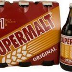 Supermalt Bottles 24 x 330 ml. Sparpaket