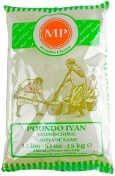 Pounded Yam MP  1.5 kg.