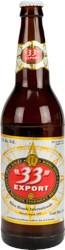 33 Export Beer 12 x 65 cl. Sparpaket
