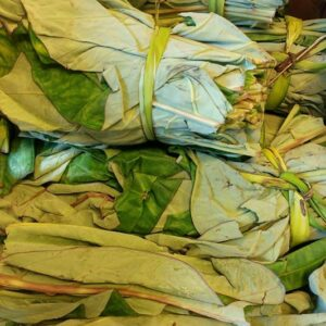 Cocoyam Leaves, Feuilles de Macabo 100g