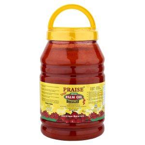 Praise Zomi Palm Oil  3.5 l.
