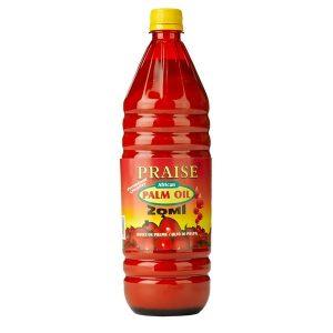 Praise Zomi Palm Oil  1l.