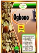Ogbono Whole 100 gr.