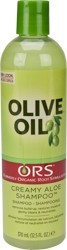 ORS Olive Oil Creamy Aloe Shampoo 370ml.