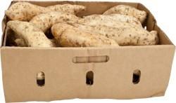 Sweet potatoes, Süßkartoffel, Patates douce blanche 9kg Box