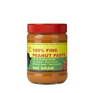 AFP Peanutbutter   500g.