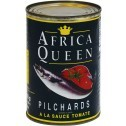 Africa Queen Pilchards Tomato Sauce  425 gr.