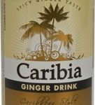 Gingerbeer Caribia 330 ml.