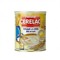 Cerelac Wheat & Milk 400 gr.