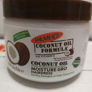 Palmer's Coconut Oil Formula Moisture Gro Hairdress 250g