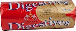 Digestive Biscuits Royalty  400 gr.
