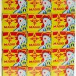 Maggi Tablets Chicken 60 x 10 gr.