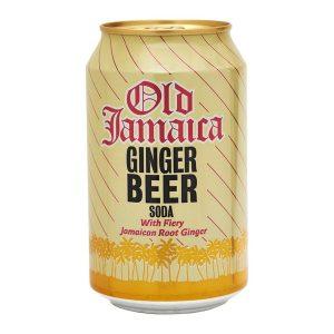Gingerbeer Old Jamaican  330 ml.