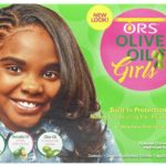ORS Olive Oil Girls No-Lye Conditioning Relaxer System Kit.