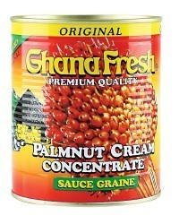 Palmsauce Ghana Fresh  800 gr.