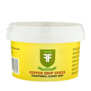 Peppersoup Spices 70 gr.