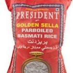 Rice Basmati White President 10 kg.