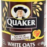 Quaker White Oats  500 gr.