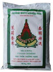 Royal Thai Jasmin Rice 18kg