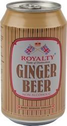 Gingerbeer Royalty  330 cl.