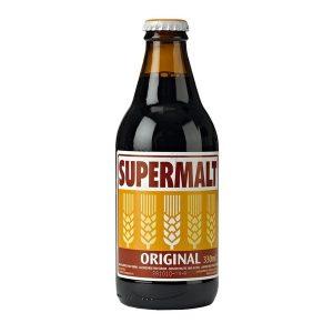 Supermalt Original Malt Drink  330 ml.
