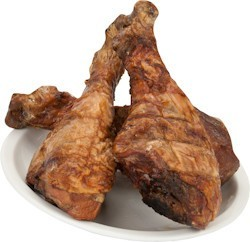 Turkey Drumsticks Smoked 5 kg.