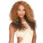 Human Hair Blend Hair Weave BOHEMIAN lenght 16′ 18′ 20′ 22′ + closure in 1 pack
