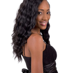 """X- Pression Weave- on Weft ExtensionTresse Weave """"Rose Deep"""""""