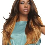 Human Hair Blend Hair WEAVE Venetian Lenght 16′ 18′ 20′ +12′ Closure in 1 Pack