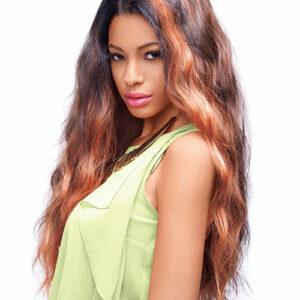 Perücke Kunsthaar Sleek Fashion Idol 101 Synthetik Lace Front Wig INDIA