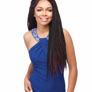Crochet Braids Senegal Twist 40′ Africa collection Sensationnel
