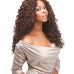 Kunsthaar Perücke Empress Custom Lace Front Wig Italia Curl Sensationnel