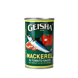 Geisha Mackerel in Tomatesauce 425g