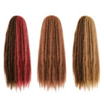 Afro Kinky Twist Braid Crochet Braid Soft N' Silky Afro Natural African Collection