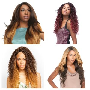 Mixed / Human Hair & Blended Hair