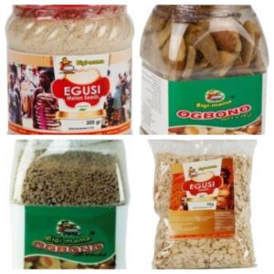 Egusi / Kürbiskerne / ogbono